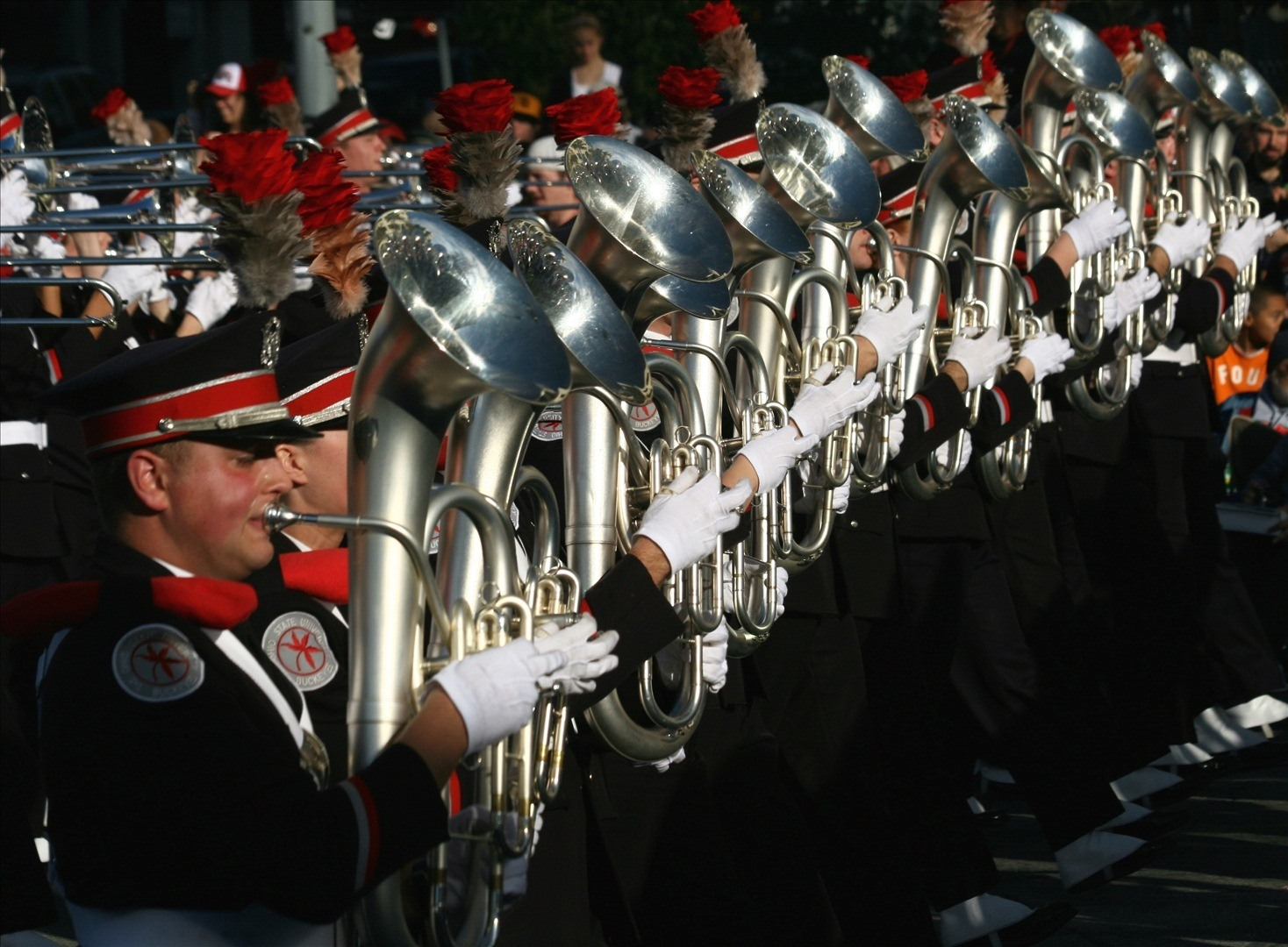 ohio state marching band sex scandal in Hampshire