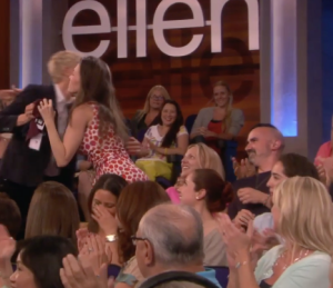 man dragged to ellen