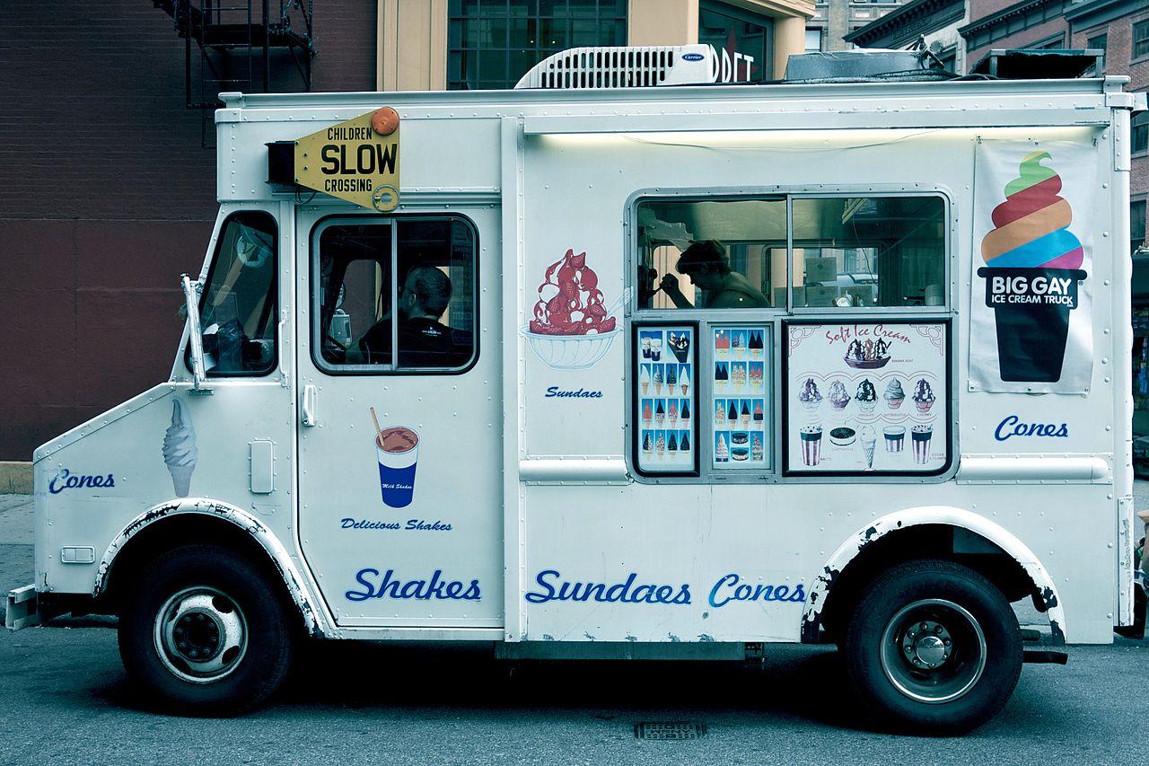 Ice Cream Food Trucks For Sale In Alabama