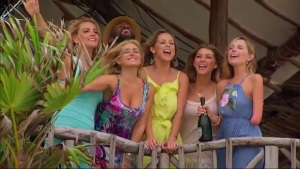 Bachelor in Paradise Girls