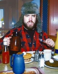 mute lumberjack