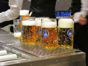 Hofbrauhaus Interview