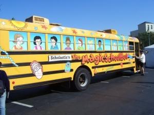 Magic Public Bus